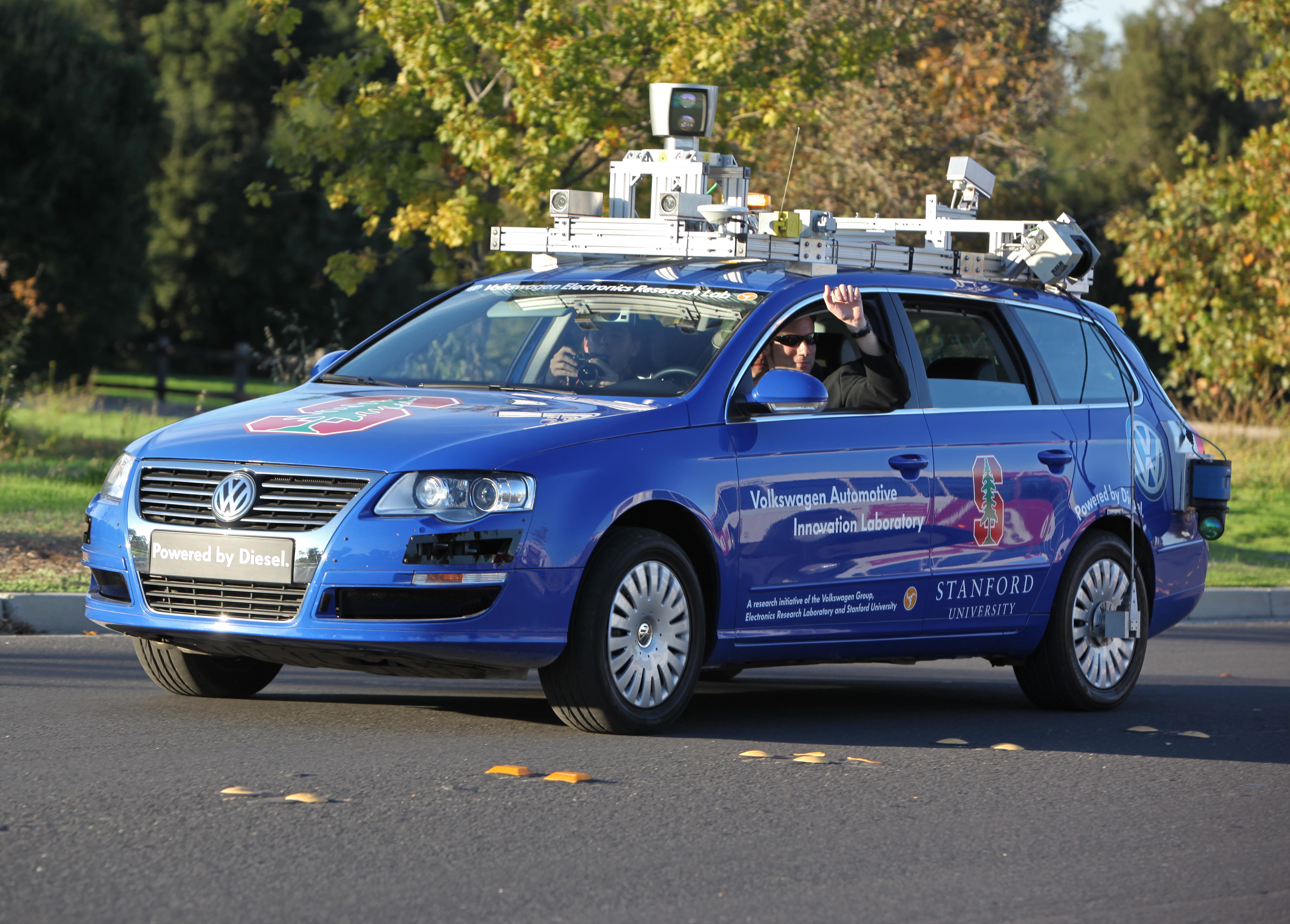 Wie ist es um die IT-Sicherheit solcher Fahrzeuge bestellt?