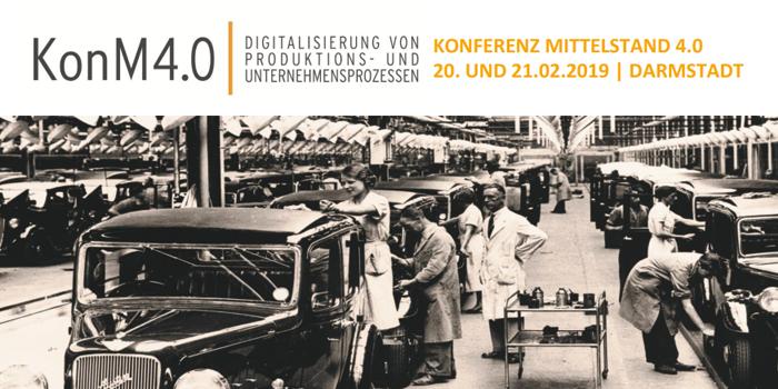 Konferenz Mittelstand (KonM 4.0)