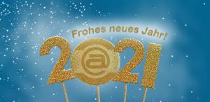 Das ISW-Team wünscht ein frohes neues Jahr 2021!